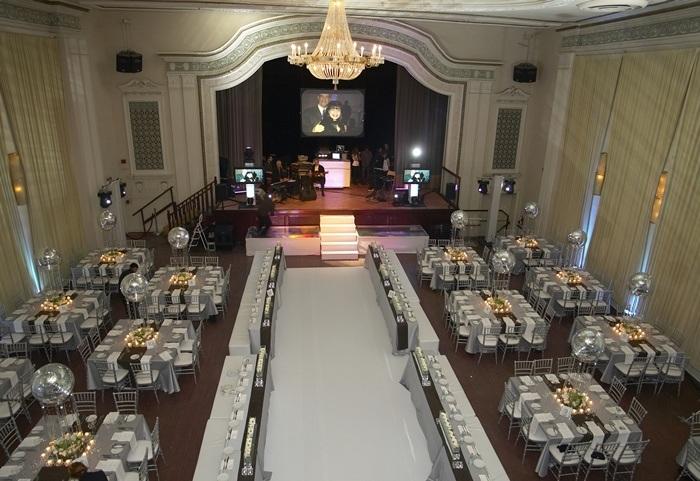 Wedding venues toronto restaurants theatre